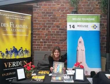 Opération de promotion en Belgique dans le cadre du club Lortour